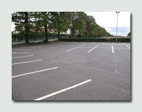 Village Hall Car Park